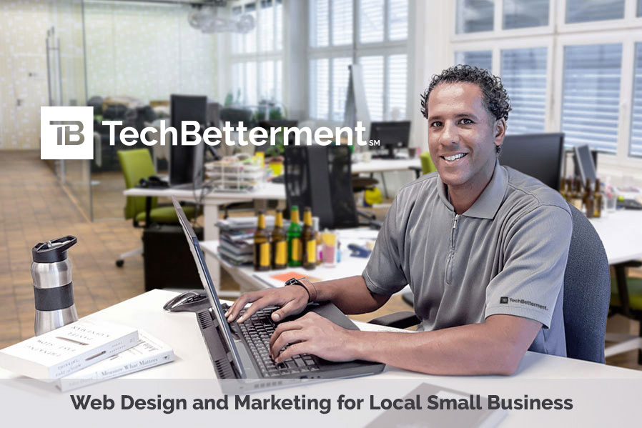 Marco with Tech Betterment